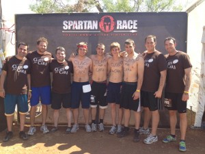Spartan Race - Before